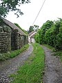 Post Office Lane, Blagdon. - panoramio.jpg