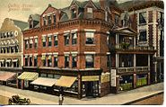PostcardBristolCTGridleyHouse1908