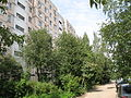 Posyolok Kievskiy (view to flat building 18).JPG
