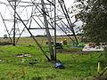 Powerlines being refurbished - geograph.org.uk - 938560.jpg