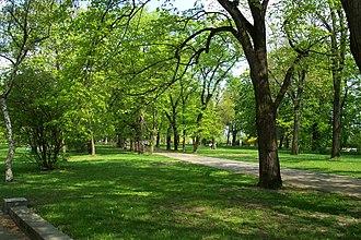 Letná Park - Letná Park