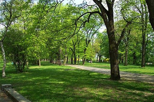 Parque Letenské