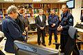 Predsednik Pahor obiskal Upravo RS za zaščito in reševanje 2014 07.jpg