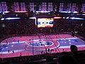 Pregame, Montreal Canadiens 3, Ottawa Senators 4, Centre Bell, Montreal, Quebec (29439725654).jpg