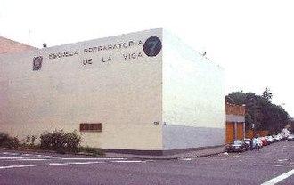 Escuela Nacional Preparatoria - Preparatoria 7
