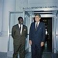 President John F. Kennedy with President of Guinea, Ahmed Sékou Touré (02).jpg