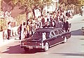 President Nixon's motorcade during his visit in Jerusalem, June 1974.jpg
