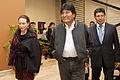 Presidente de Bolivia arriba al Ecuador (9512649908).jpg