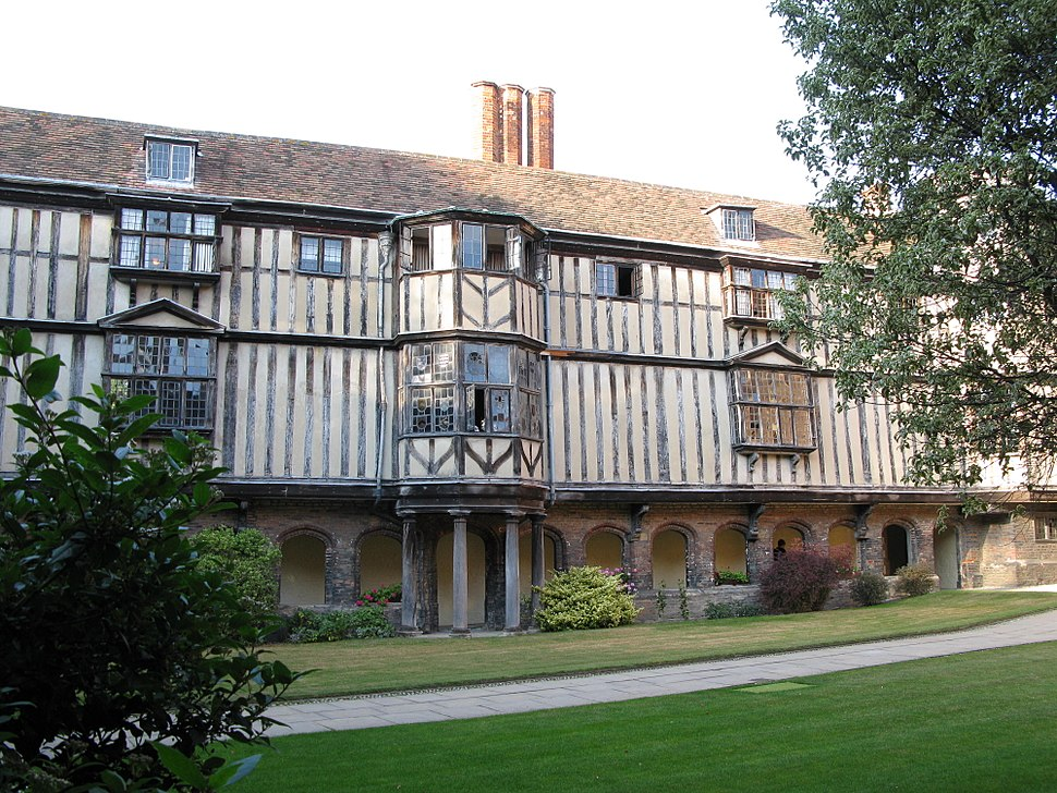 Presidents Lodge, Queens' College, Cambridge