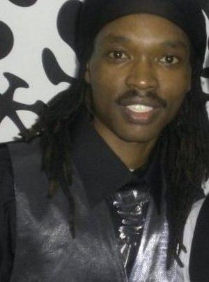 Music of Kenya - Reggae musician Prince Otach