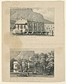 Print, Theater and Government House, Cape Town, 1831 (CH 18348575).jpg