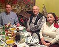 Prof. Thede Kahl, Viorel Rogoz și lelea Victoria.jpg