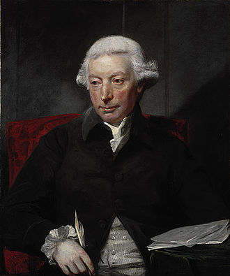 Adam Ferguson - Adam Ferguson as painted by Joshua Reynolds in 1782