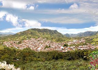 Pueblorrico,  Departamento de Antioquia, Колумбия