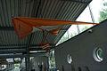 Pubner Alpine Hang Glider 1972 LSideFront DMFO 10June2013 (14606941593).jpg