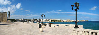 Otranto - Sea front
