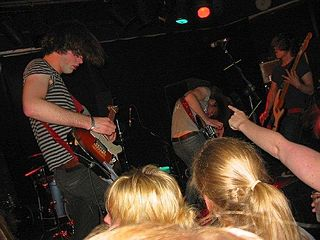 Pulled Apart by Horses England indie rock band