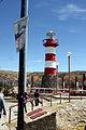 Puno Peru - lighthouse at Puno on Lake Titivcaca at 12500 ft elevation - IMG 8611 (6193524636).jpg
