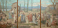 Puvis de Chavannes - La vie pastorale de sainte Geneviève - without frame.jpg