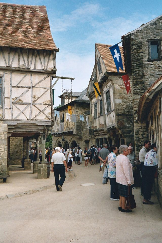 puy du fou applause award 2014