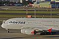 Qantas Airbus A380-842; VH-OQA@SYD;29.07.2012 664ec (8026279884).jpg