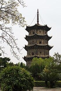 Quanzhou Kaiyuan Si 20120229-73.jpg