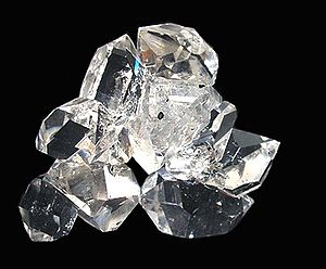 herkimer diamond gemstone of attunement � bliss returned
