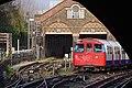 Queen's Park station MMB 05 1972-stock.jpg