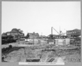 Queensland State Archives 3451 North anchor pier concrete work complete Brisbane 28 February 1937.png