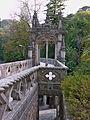 Quinta da Regaleira, Sintra.Pasadizo.jpg