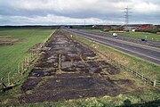 RAF Burtonwood Old Runway before M62 J8