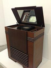 RCA Victor TRK 12 (1939), Wolfsonian-FIU, Miami, Florida, USA - 20130910