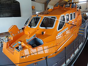Bembridge Lifeboat Station - Image: RNLI Lifeboats Alfred Albert Williams