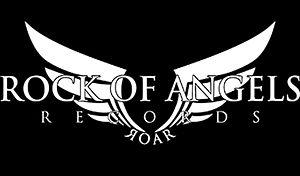 ROAR! Rock of Angels Records - Image: ROAR Logo