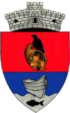 Coat of arms of Corbu