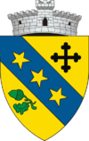 Coat of arms of Zvoriștea