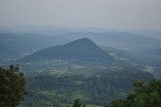 Mount Stogu