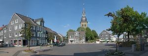 Radevormwald - Marktplatz (market-place) Radevormwald