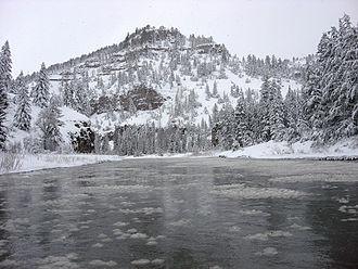 Smith River (Montana) - Image: Rafting the Smith River (14038742158)