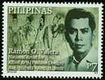 Ramon Valera 2012 stamp of the Philippines.jpg