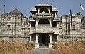 Ranakpur-Adinath-Jaintempel-14-Suedportal-2018-gje.jpg
