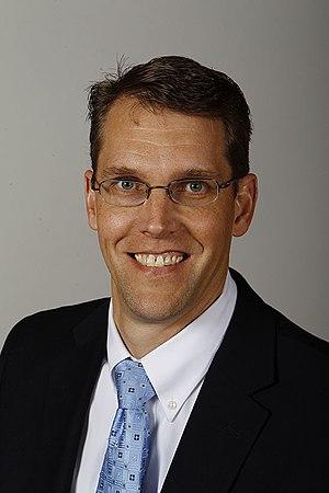 Randy Feenstra - Image: Randy Feenstra Official Portrait 84th GA