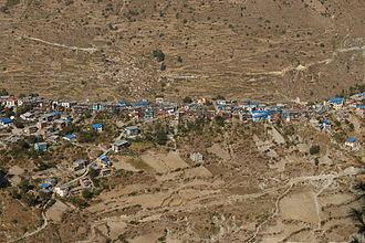 Gamgadhi - Image: Rara Lake, Nepal 09