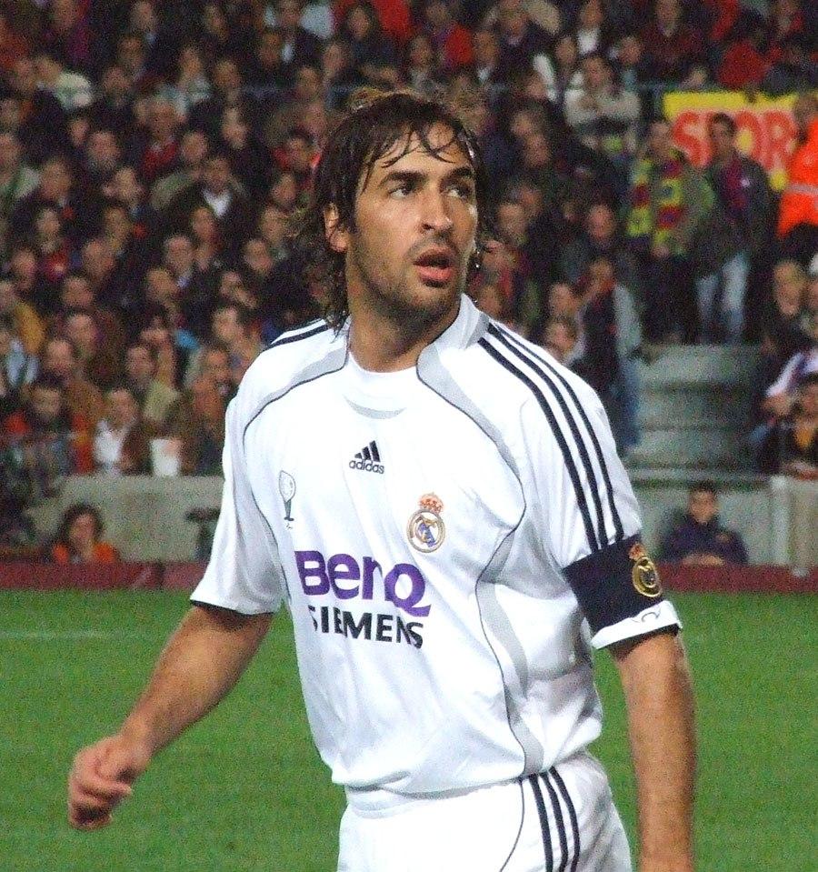 Raul Gonzalez 10mar2007