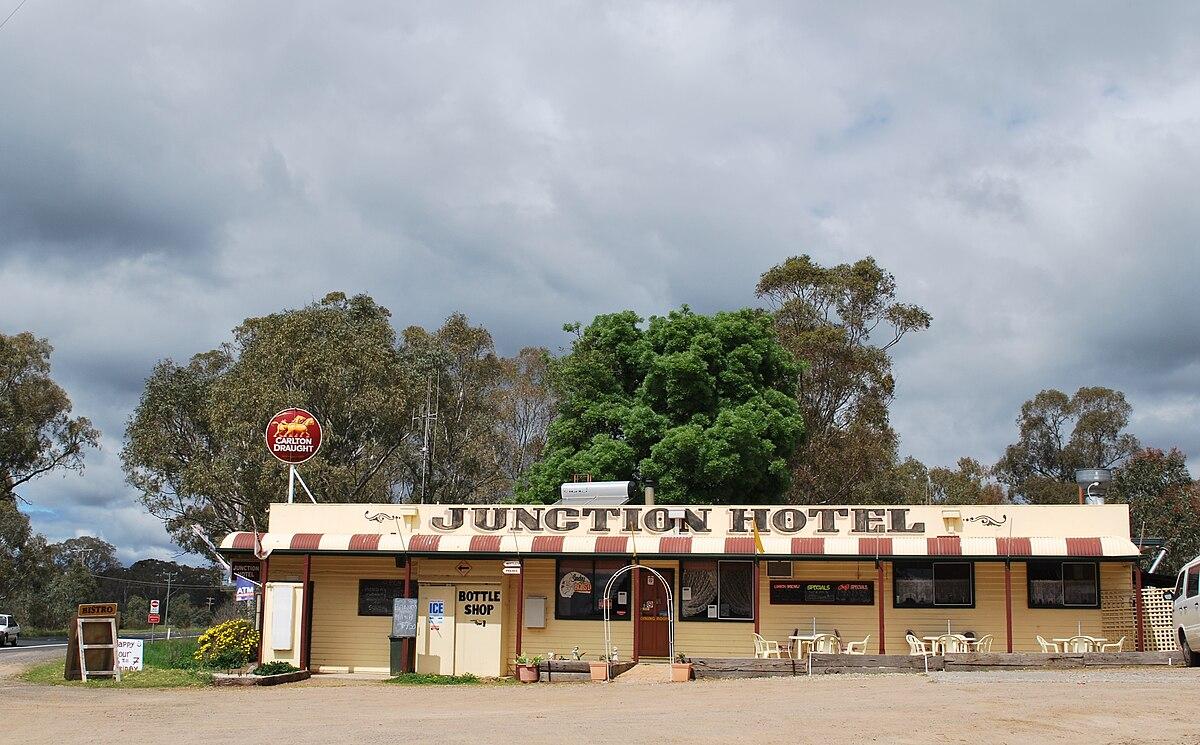 City Of Greater Bendigo >> Ravenswood, Victoria - Wikipedia