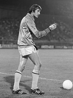 Ray Clemence English sportsman
