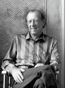 alt=Description de l'image Raymond Williams At Saffron Walden.jpg.