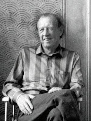 Raymond Williams - Raymond Williams at Saffron Walden