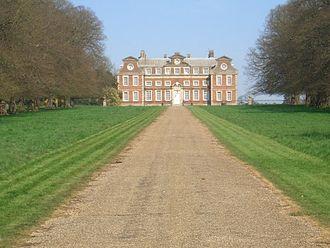 Brown Lady of Raynham Hall - Raynham Hall