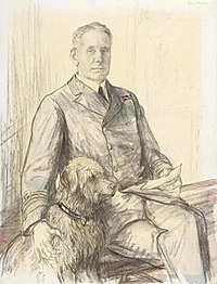 Rear-admiral Sir Hugh Evan-thomas Kcb Mvo- 1917 Art.IWMART1734.jpg